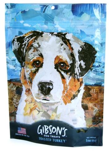 Gibson's Tosted Turkey Jerky Dog Treats