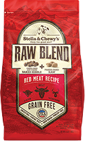 Raw Blend Red Meat Recipe