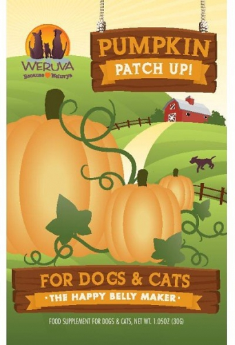 Weruva Pumpkin Patch Up!