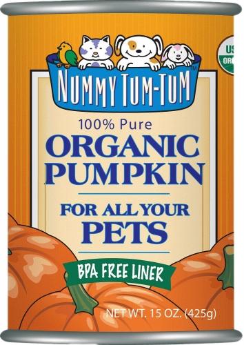 Nummy Tum Tum™ Pure Pumpkin 100% Organic