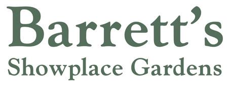 Barrett's Showplace Gardens Logo