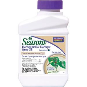 All Seasons Horticultural Spray Oil, 16 oz.