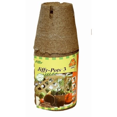 Jiffy Peat Moss Pots, 2