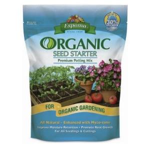 Espoma Organic Seed Starter Potting Mix, 8-Qts.