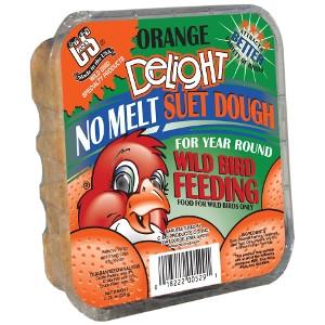 C & S Orange Delight No Melt Suet Dough