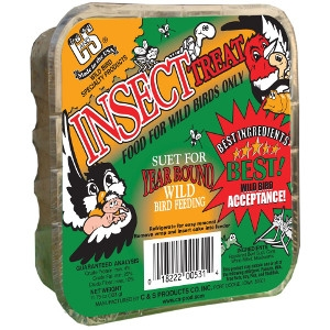 C & S Suet Insect Treat