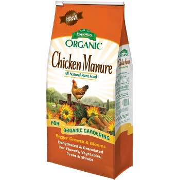 Espoma Organic Chicken Manure