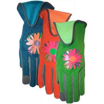 Ladies Synthetic Gardening Gloves