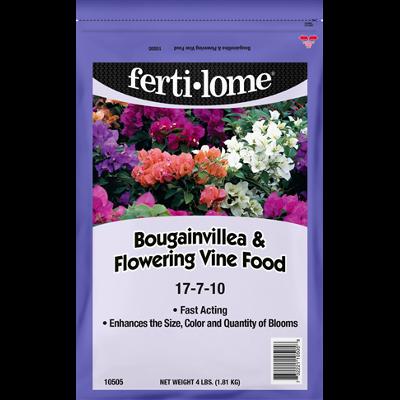 Bougainvillea & Flowering Vine Food, 17-7-10