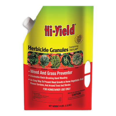 Hi-Yield Herbicide Granules Weed and Grass Preventer