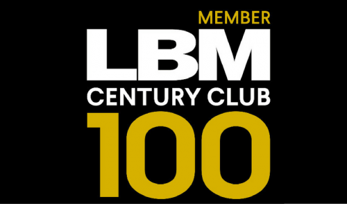 Sanford & Hawley, Inc. Honored With Membership in the LBM Century Club