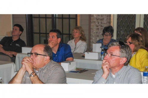 May 15, 2013 HBAGC Meeting