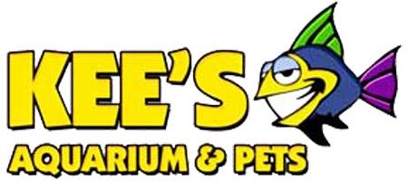 Kee's Aquarium & Pets (PSW) Logo