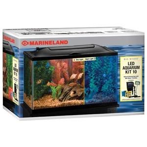 10 Gallon LED Aquarium Kit