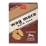 Wag More Bark Less Oven Baked Pumpkin Pie Dog Treats