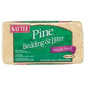 Kaytee Pine Bedding 1200 cubic in.