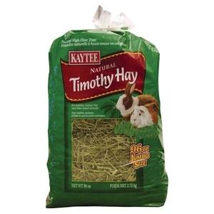 Kaytee Timothy Hay 96 oz.
