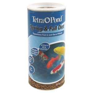 TetraPond® Spring And Fall Diet Food