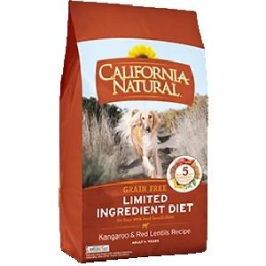 Grain Free Kangaroo & Red Lentils Recipe
