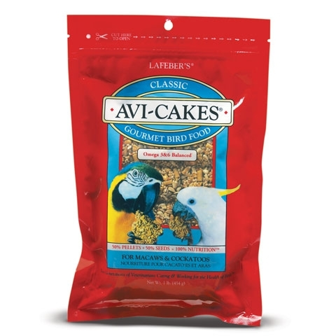 Classic Avi-Cakes for Macaw