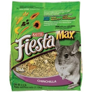 Kaytee 2.5 lb Fiesta Chinchilla Diet