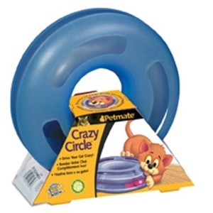 Booda Products Crazy Circle Cat Toy