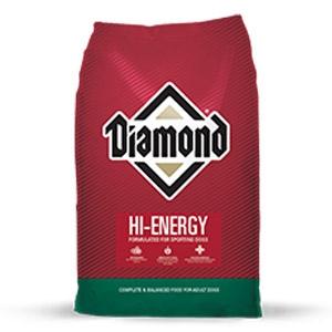 Diamond Hi-Energy Dog Food