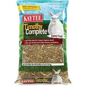 Kaytee Timothy Complete Rabbit Food 10 lb.