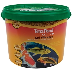 TetraPond® Koi Vibrance® Fish Food