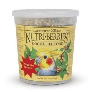 Lafeber's Classic Nutri-Berries for Cockatiels