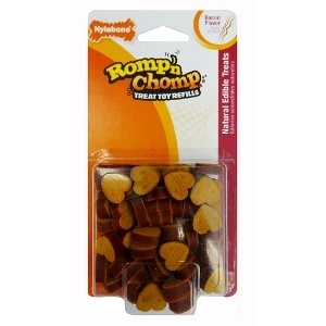 Romp 'n Chomp™ Treat Toy Refill Heart Bits