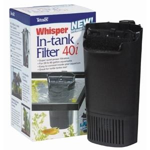 Tetra Whisper In-Tank Filter 40i