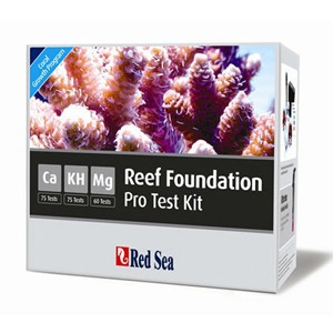 Red Sea Reef Foundation Pro Test Kit