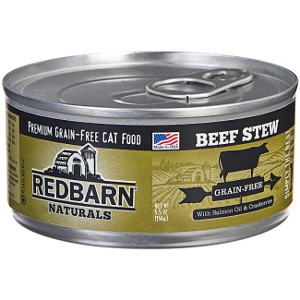 Redbarn Grain-Free Beef Stew Cat Food