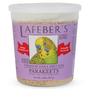 LaFeberParakeet Pellets