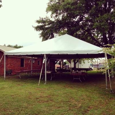 30' x 30' Tents