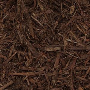 Dark Brown Mulch