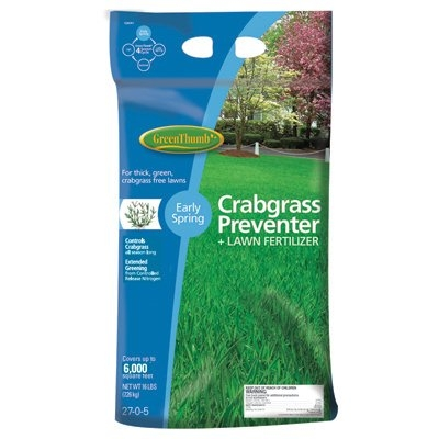 Crabgrass Preventer