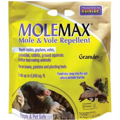 MoleMax Granules, 10 lbs.