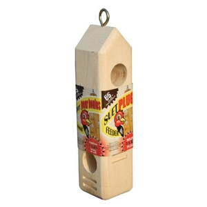 WoodPecker Suet Plug Feeder