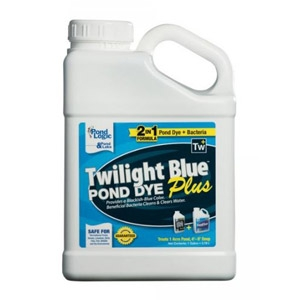 Pond Logic® Twilight Blue™Pond Dye Plus