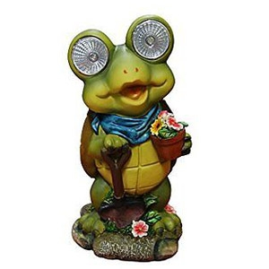 Solaris Turtle with Solar Eyes