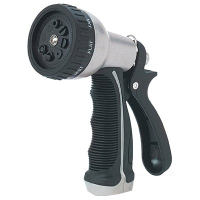 Green Thumb Professional Hose Spray Nozzle, 9 Patterns