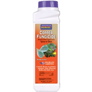 Copper Dust Fungicide, 1 lb.