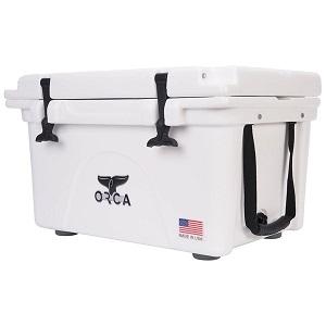 Orca 26 Quart Cooler, White