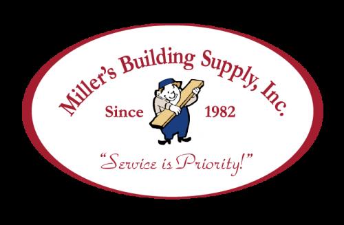 Miller's Building Supply Logo