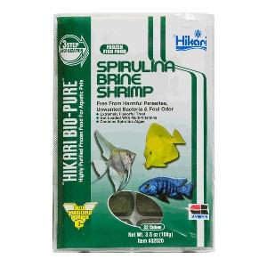 Spirulina Brine Shrimp