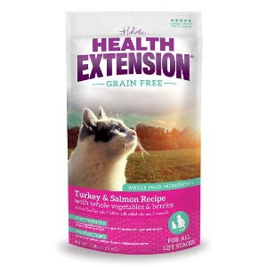 Health Extension Grain Free Turkey & Salmon - 4 lb.
