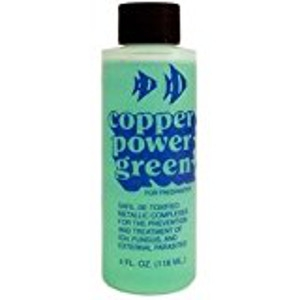 Copper Power Green for Fresh Water- 16 oz.