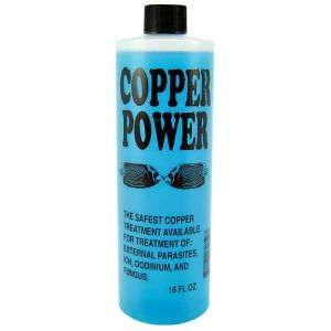 Copper Power Blue for Salt Water- 4 oz.
